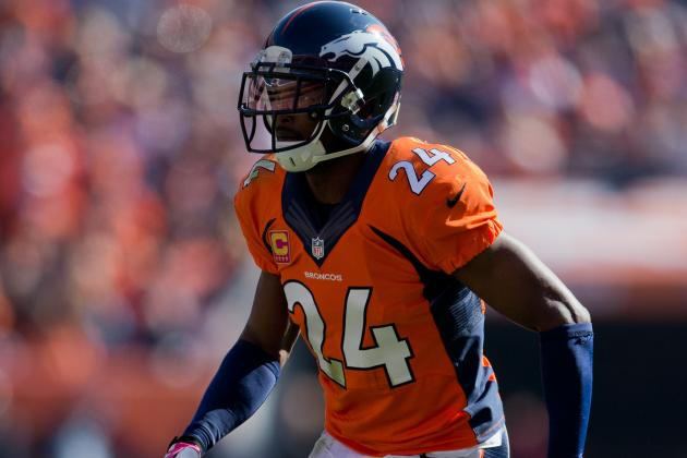 Broncos Sit out Champ Bailey, Duke Ihenacho and Wes Welker at Practice