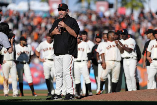 What the San Francisco Giants Must Do This Winter to Get Back into Title Chase