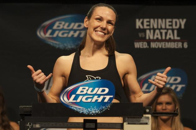 Liz Carmouche vs. Alexis Davis: Davis' Win Must Earn Her a Shot at Ronda Rousey