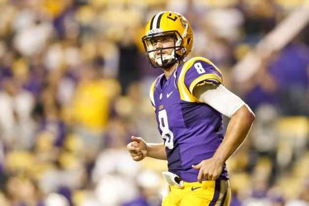 Debate: Who's the Better QB, McCarron or Mettenberger?