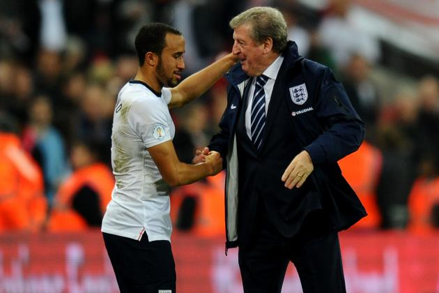 Roy Hodgson Struggles to Regret Andros Townsend Monkey Comment