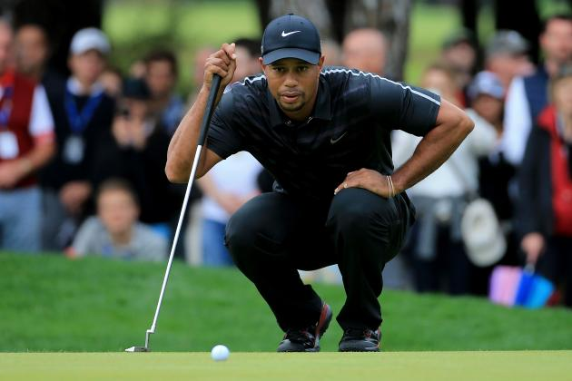 Tiger Woods at Turkish Airlines Open 2013: Day 1 Recap and Twitter Reaction