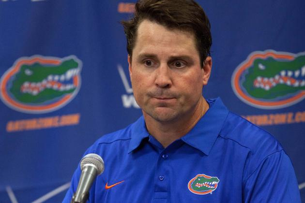 How Much More Leash Can Florida Allow Will Muschamp?