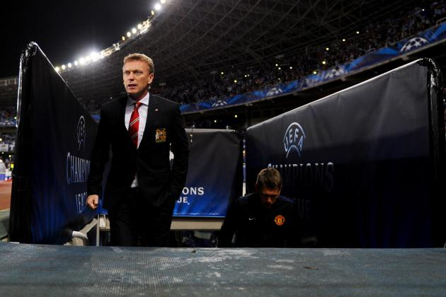 How to Beat David Moyes' Manchester United: The Tactics Lesson