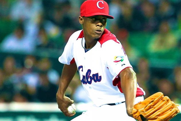 Why Raciel Iglesias Will Be the Steal of MLB's International Free-Agent Market