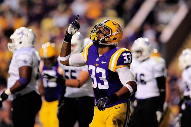 LSU vs. Alabama: Live Game Grades and Analysis for the Tigers