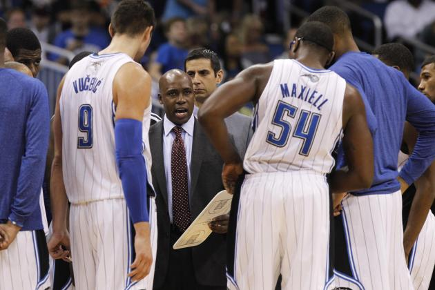 Orlando'S Gameplan Works Nearly Perfectly in Upset
