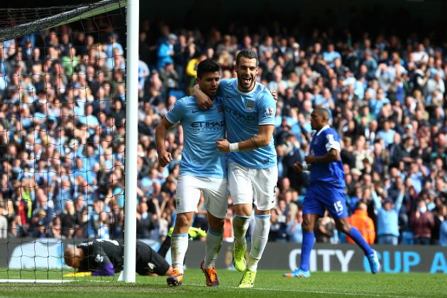 Alvaro Negredo and Sergio Aguero: A Match Made in Heaven for Manchester City
