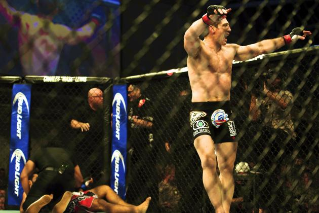 UFC Fight for the Troops 3 Delivers on Promise of Wild Action