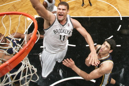 After Breakout Year, Brook Lopez Still Climbing