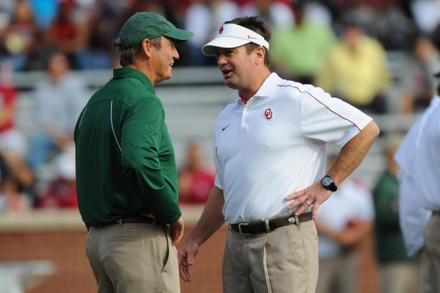 Why Oklahoma, 'Big Game Bob' Will Remind Baylor That They Are Still Baylor