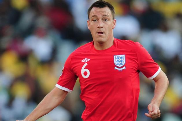 My England World Cup Starting XI and Why John Terry Deserves a Second Chance