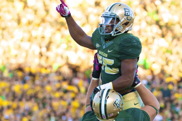 Could Baylor Jump Ohio State in BCS Rankings with Big Win over Oklahoma?
