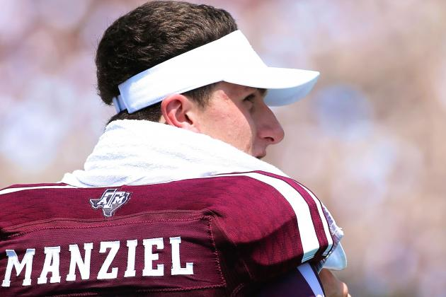 Can Johnny Manziel Overcome the '2 Heisman Hurdle'?