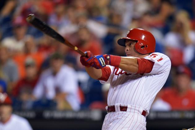 Red Sox Doing 'Due Diligence' on Carlos Ruiz
