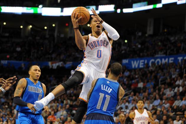 Russell Westbrook Lacks Rust in Return from Injury