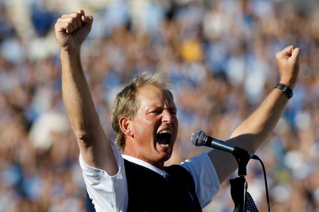 Rick Neuheisel Sings