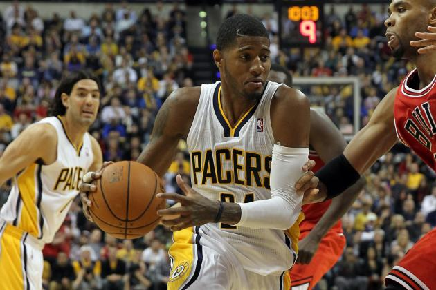 Paul George Wants Pacers to Take Era from Chicago Bulls