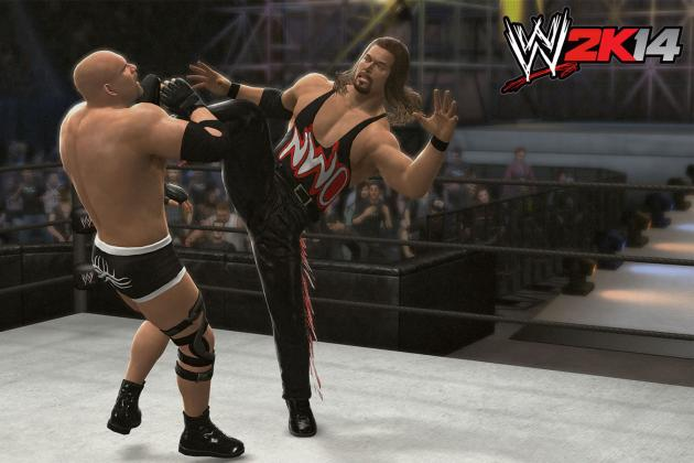 WWE 2K14: Breaking Down Contents of nWo DLC Scheduled to Release Nov. 12