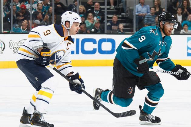 San Jose Sharks Move on from Goal That Wasn't
