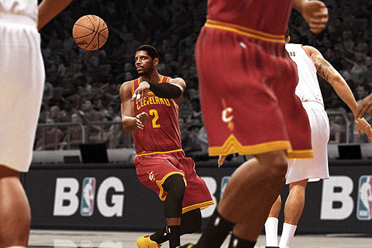 NBA Live 14: Exclusive Interview with Producer Ryan Ferwerda