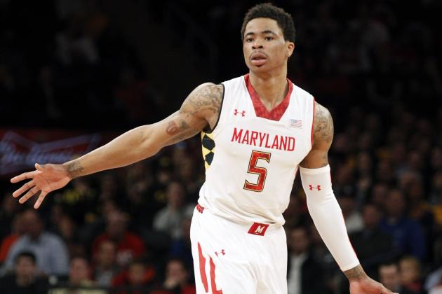 Profiles in Terpage: A Countdown to the Basketball Season - Nick Faust