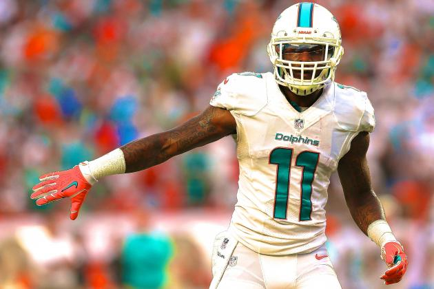 Resetting Expectations for Dolphins WR Mike Wallace
