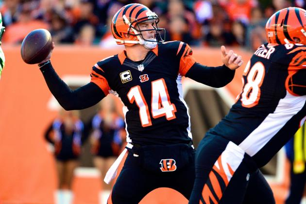 Why You Shouldn't Lose Faith in Andy Dalton