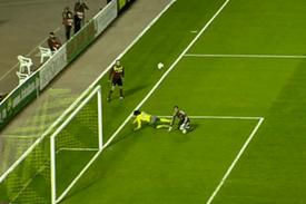 GIF:  Ibrahima Balde Scores Dramatic Equaliser for Kuban Krasnodar vs. Swansea