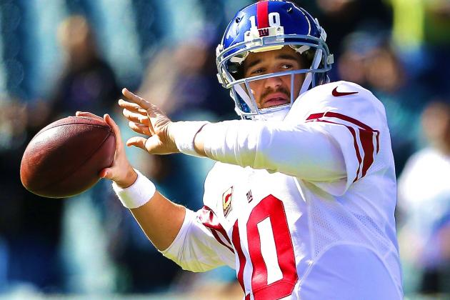 Time for Eli Manning to Play Superhero Once More