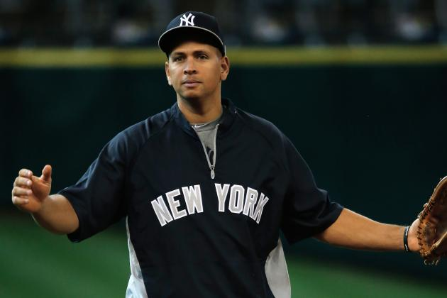 Girardi: A-Rod Hearing 'Complicates' Offseason Plans