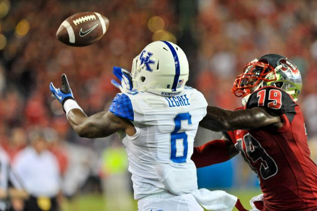 Cats Look to Young Receivers to Step Up