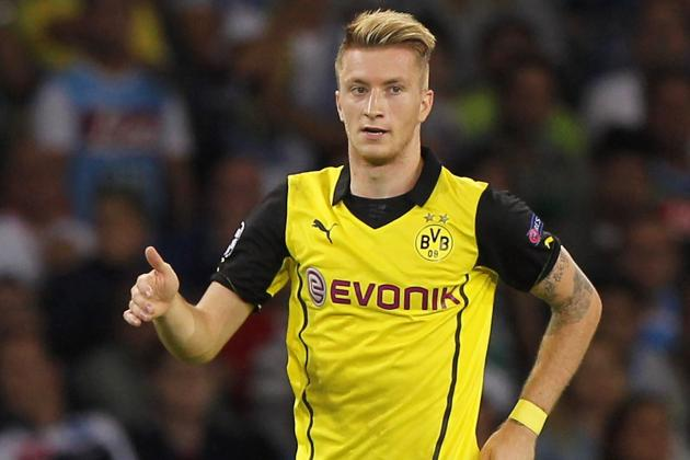 Reasons Why Marco Reus Can Drive Borussia Dortmund to the Bundesliga Title