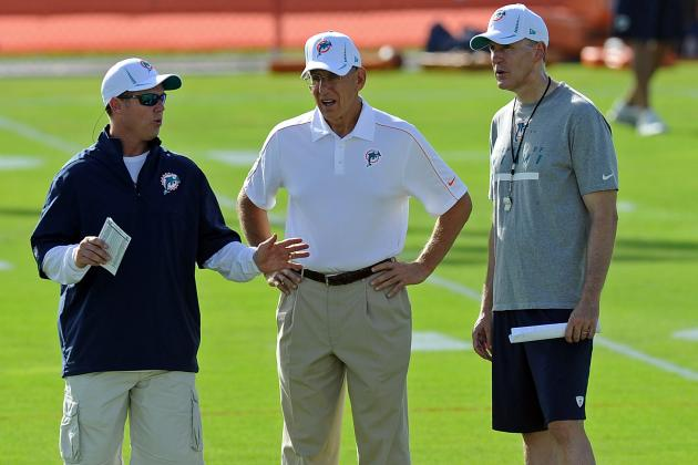 Bullying Fiasco Could Be Last Straw for Dolphins Brass If Team Flounders in 2013