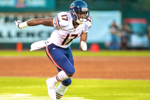 Alshon Jeffery Has Makings of NFL's Next Great Wide Receiver