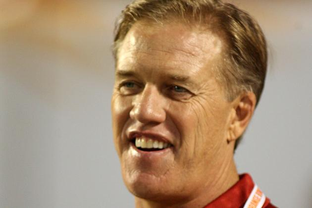 Elway Proud to Have His No. 7 Retired at Stanford