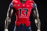 'Cats Reveals Blue and Red Unis vs. UCLA
