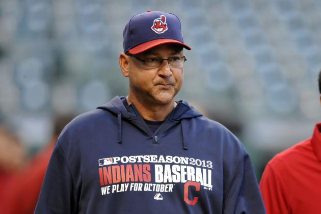 Terry Francona Wins American League Manager of the Year Award