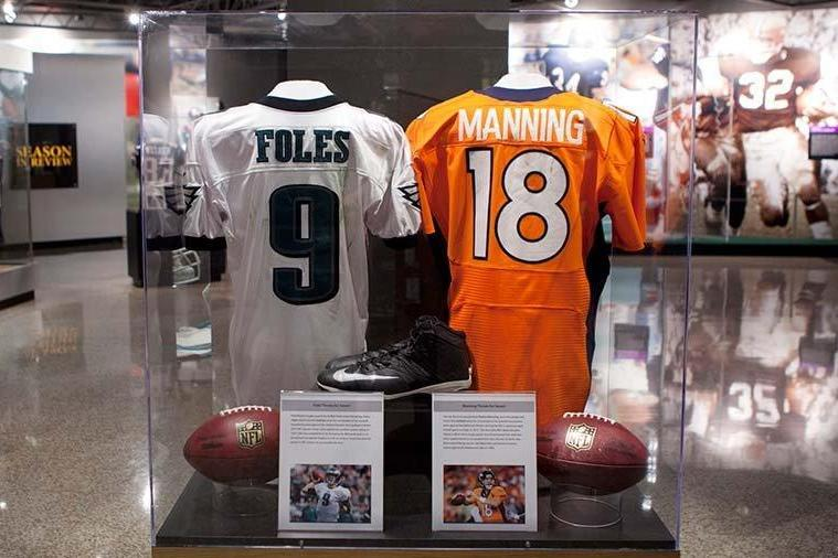 Nick Foles Gets Joint Tribute in Pro Football Hall of Fame with Peyton Manning