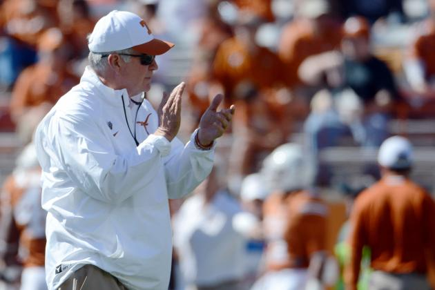 Texas Football: What Steve Patterson Hire Means for Mack Brown's Longhorn Future