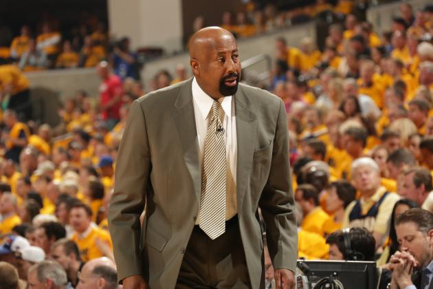 NY Knicks' Mike Woodson Isn't Worried About Job, but He Should Be
