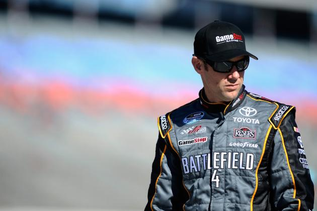 For Kenseth, Homestead May Be Win or Bust