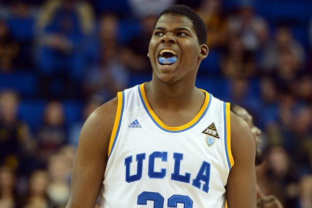 UCLA Basketball Opens Season at Home on Friday Night