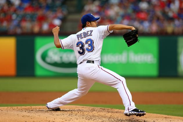 Martin Perez Deal Continues Trend by Rangers