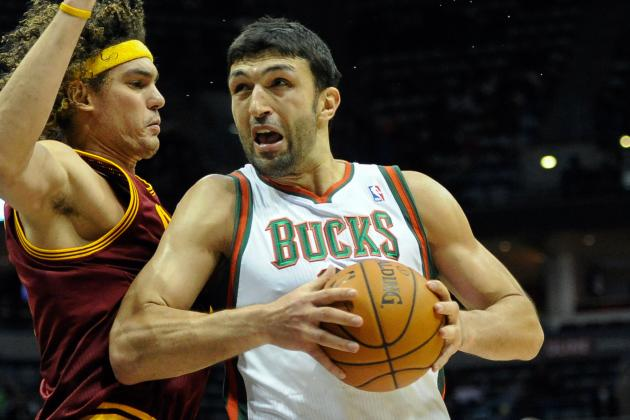 Zaza Pachulia Wants to Buy the Bucks' Court