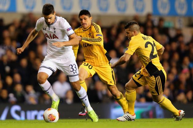 Tottenham Hotspur vs. Sheriff Tiraspol: Live Score, Highlights, Recap