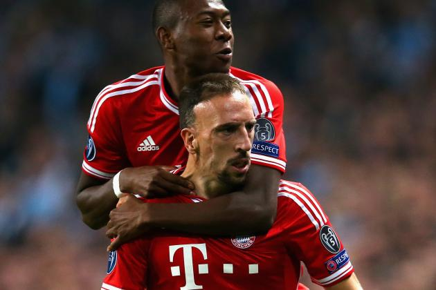 Ballon D'Or 2013: Franck Ribery's Time to Shine? Keep Dreaming