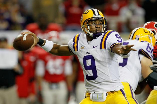 LSU Football Q&A: Former QB Jordan Jefferson on How to Beat Alabama
