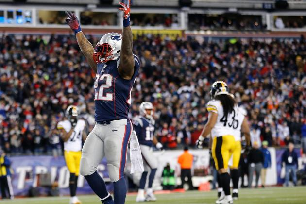 Stevan Ridley, Shane Vereen Are Keys to Patriots' Continued Offensive Resurgence