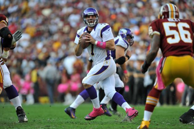 Redskins vs. Vikings: Live Grades and Analysis for Minnesota
